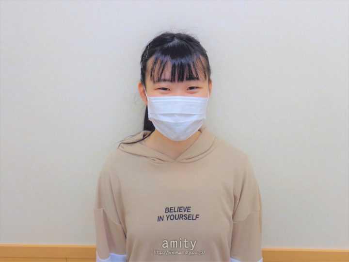 こども英会話アミティー熊本武蔵ヶ丘校卒業生